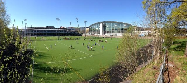Bollplans öde förbryllar fotbollsintresserade i Helsingfors.