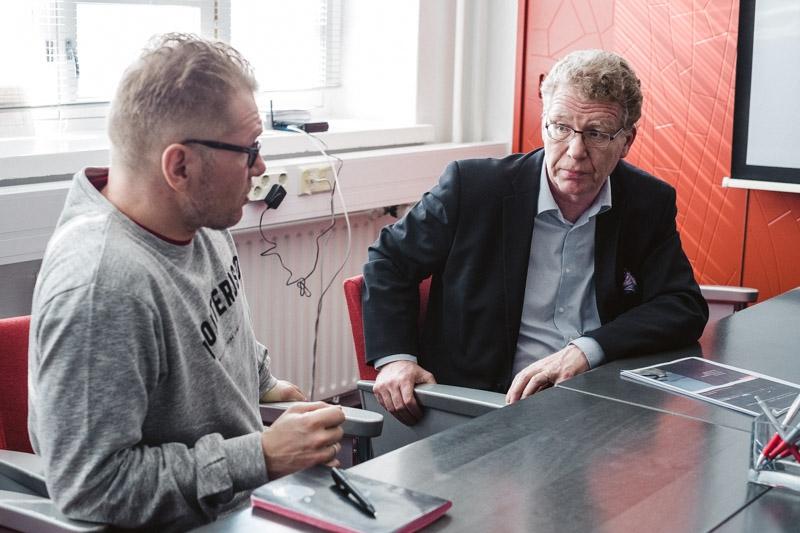 Pasi Holm är forskningschef vid Taloustutkimus Oy